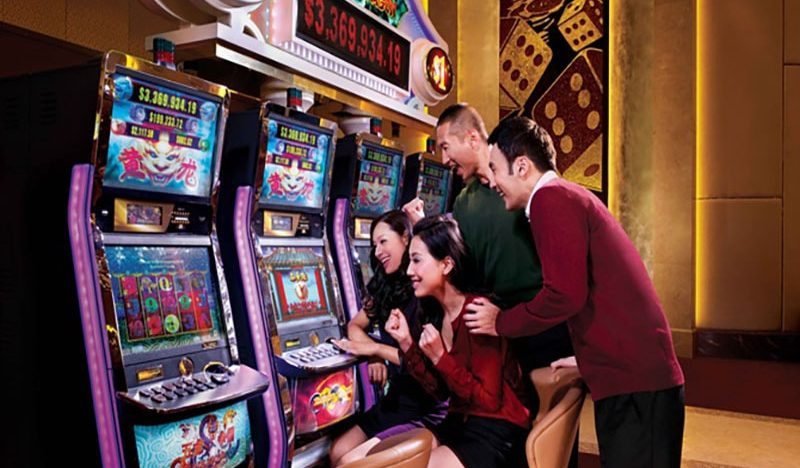 Convenience of playing Slot Games Anytime and Anywhere | Mmo Game Rmt